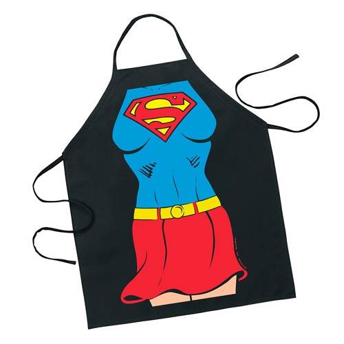 Supergirl DC Comics Character Apron