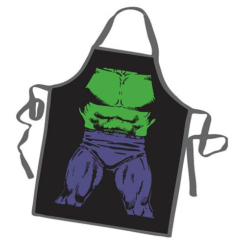 Hulk Character Apron
