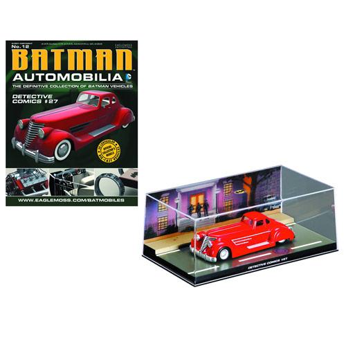 Batman Detective Comics #27 Batmobile and Collector Magazine