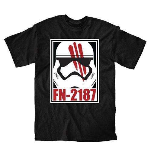 Star Wars: The Force Awakens FN-2187 T-Shirt - PX