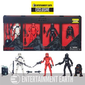 Star Wars Black Series 6-Inch Action Figures- EE Exclusive