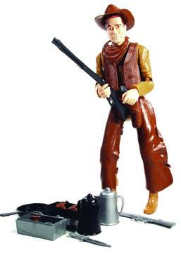 Johnny West Collectors Edition - Marx Toys - Western ...