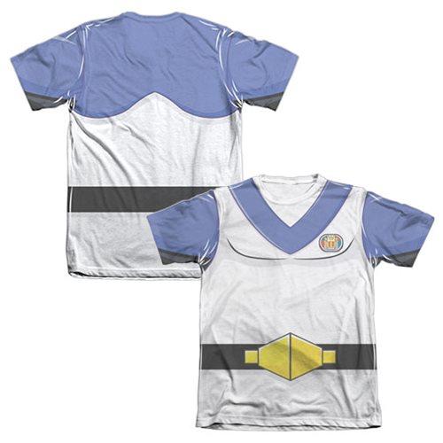 Voltron Blue Lion Pilot Lance Costume T-Shirt