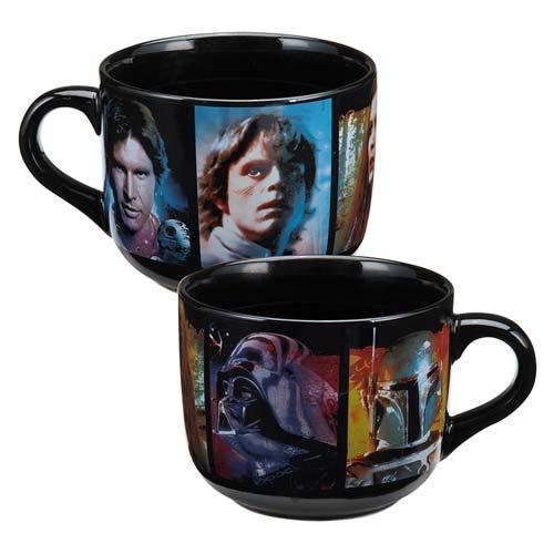 Star Wars 20 oz. Ceramic Soup Mug