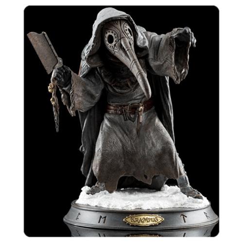 Krampus Dark Elf #2 1:6 Scale Statue