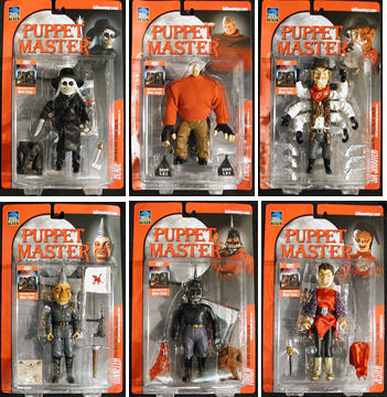 Puppet Master Movie Editions - Full Moon Toys - Puppet ...
