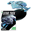 Star Trek Starships Jem'Hadar Bug with Collector Magazine
