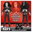 KISS 1st Album Series 2 8-Inch Spaceman Action Figure