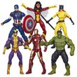 Avengers Marvel Legends Action Figures Wave 2 Case