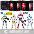 Star Wars Black Series 6-Inch Clone Troopers - EE Exclusive