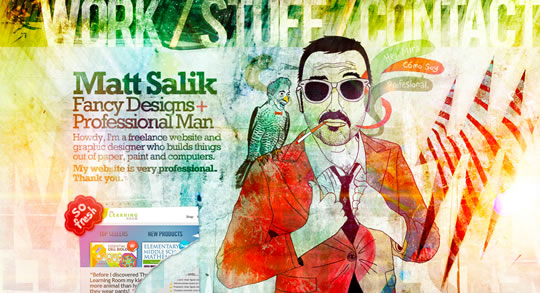 15 Colorful Website Design