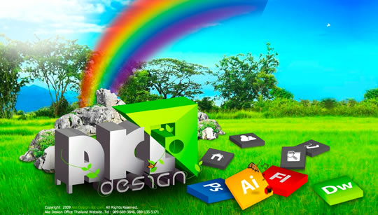 16 Colorful Website Design
