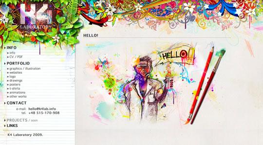 23 Colorful Website Design