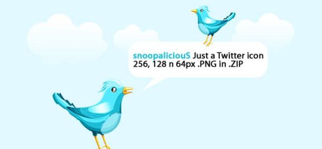 43 Twitter Icon Set