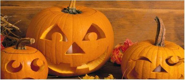 Halloween Pumpkins Facebook Cover