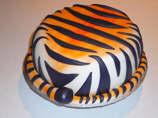 Tiger Tail Cake