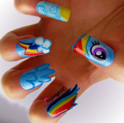 My Little Pony: Friendship is Magic - Rainbow Dash