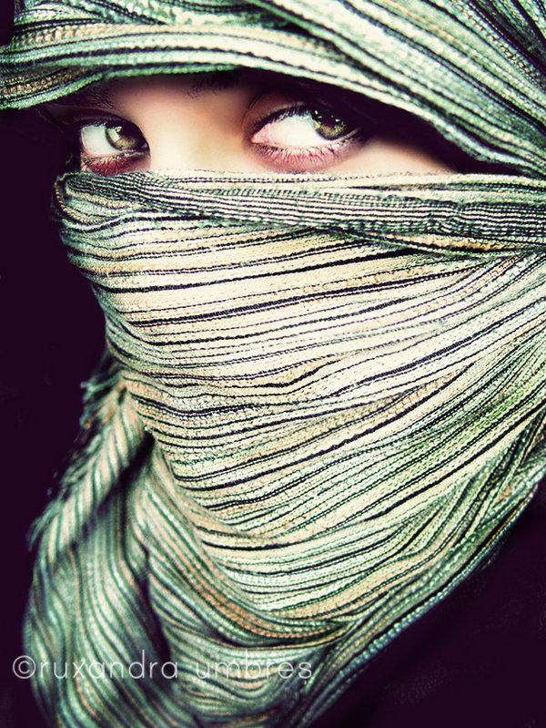 Beauty Behind The Veil