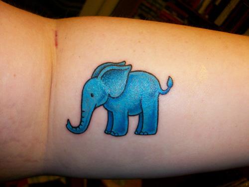 Elephant Tattoo Designs