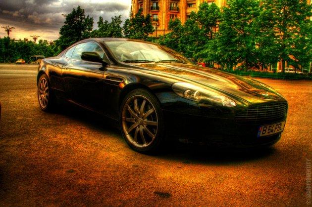Aston Martin HDR