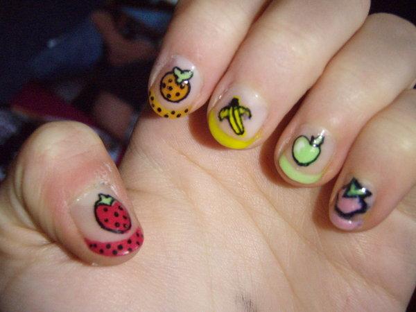 Fruity Nail