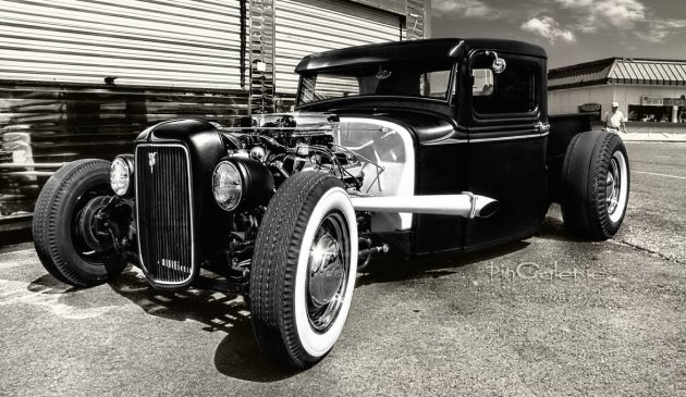 Hot Rod I - Ford