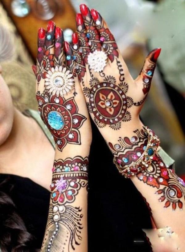 Lattest Eid Mehndi