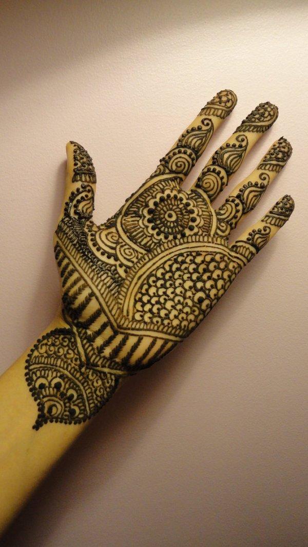Bubbly Henna
