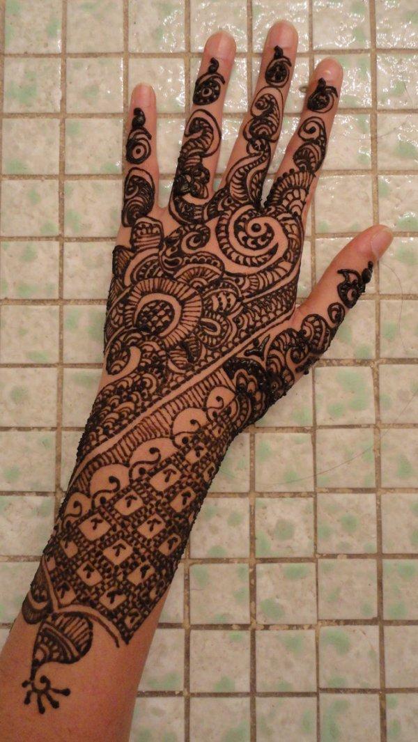 Midnight Henna
