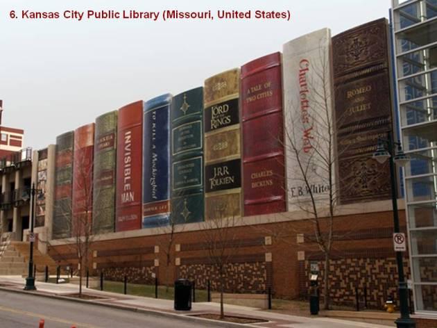 Kansas City Public Library (Missouri, United States)