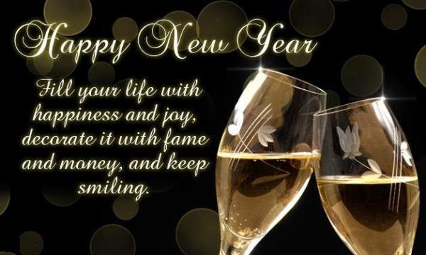 Happy New Year 2014 Greeting Cards 3