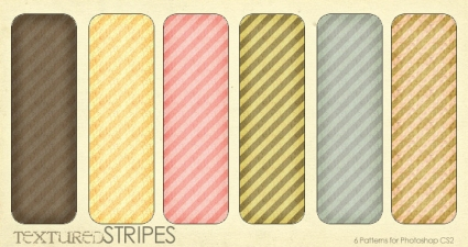 Textured Stripes