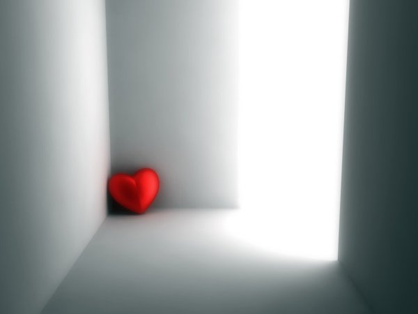 Minimal Valentines Day Wallpaper