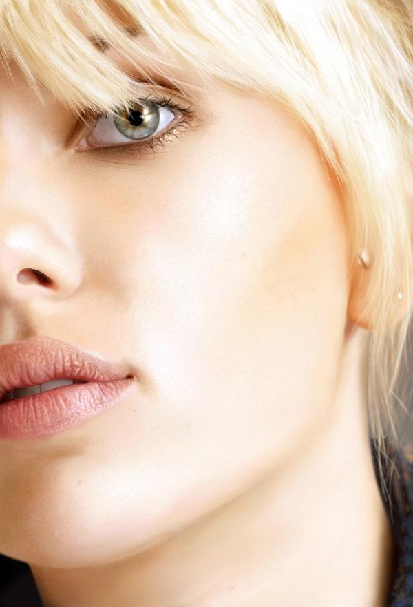 Digital Painting - Scarlett Johansson