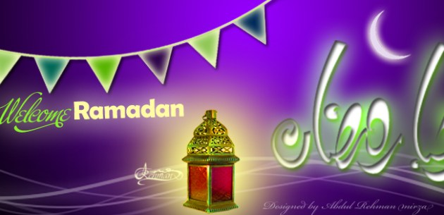 Welcome Ramadan Facebook Cover