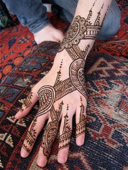 Amazing Eid Ul Fitr Mehndi