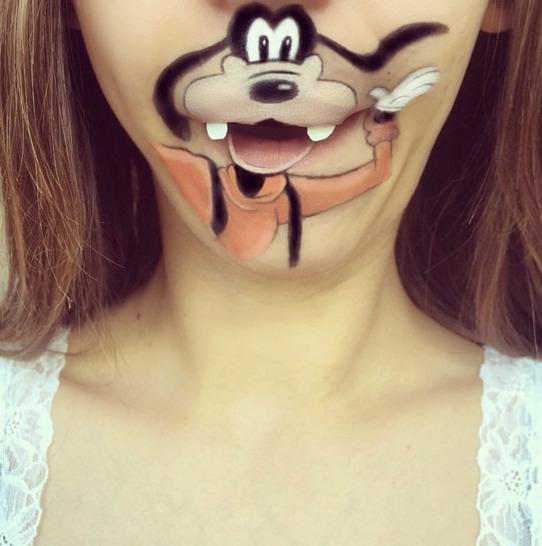 Lip Art Laura Jenkinson