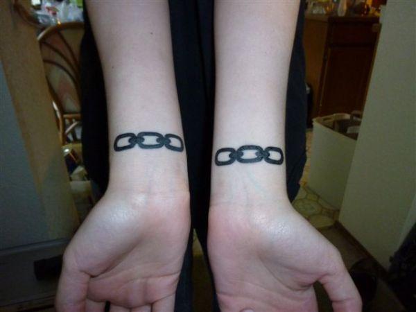 BioShock Wrist Tattoo