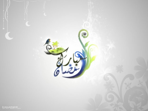 Ramadan Mubarak for every muslims