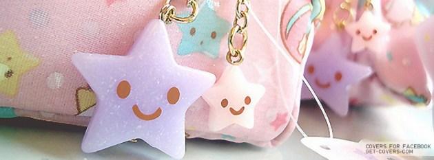 cute stars facebook cover picture