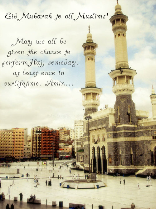 Eid Mubarak greetings-Wishes