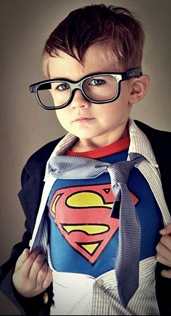 Superman Boy Costumes For Halloween