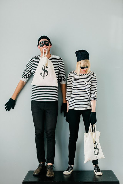 ruffling feathers halloween costumes for couples