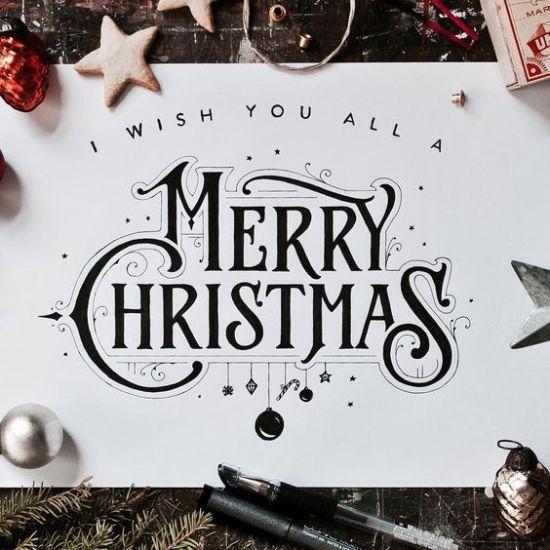 I wish you all Merry Christmas