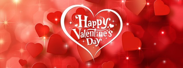 Happy Valentines Day Timeline Cover Photo