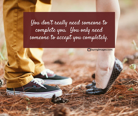 accept you love quote picture