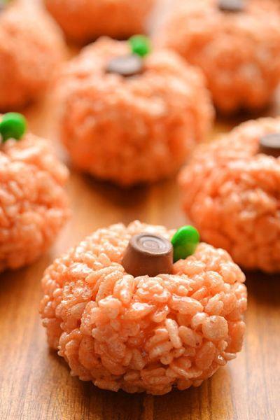 pumpkin-rice-krispies