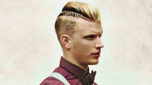 4-Mohawk Hairstyles for Men
