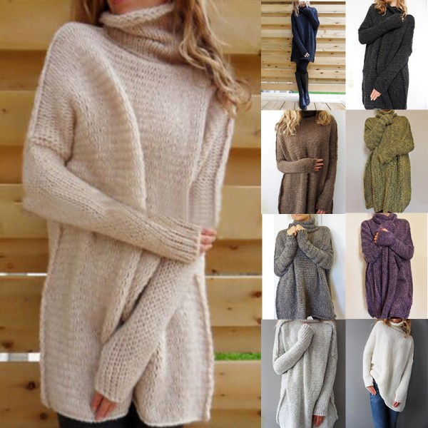 Fall Winter Fashion Trends - Hand Knitted Sweaters