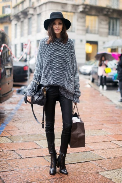 Fashion Trends Fall-Winter-2017-18 Textured Knit